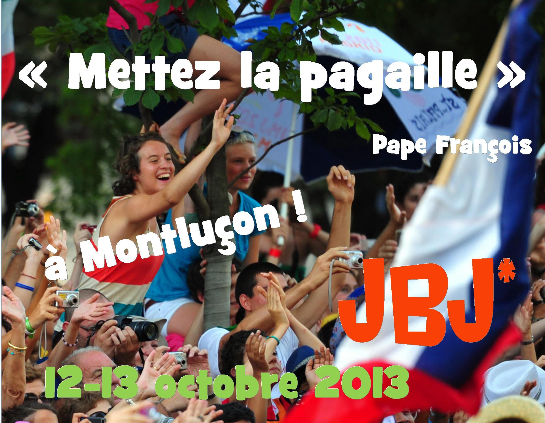 """JBJ : """"Mettez la pagaille !"""" à Montluçon"""