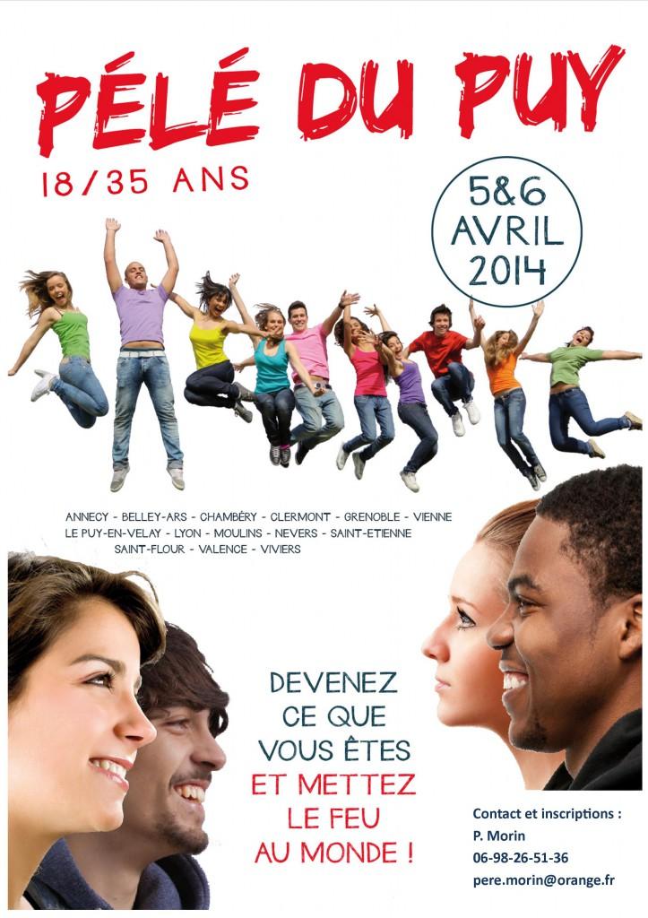 Affiche Pélé du Puy 2014 bis