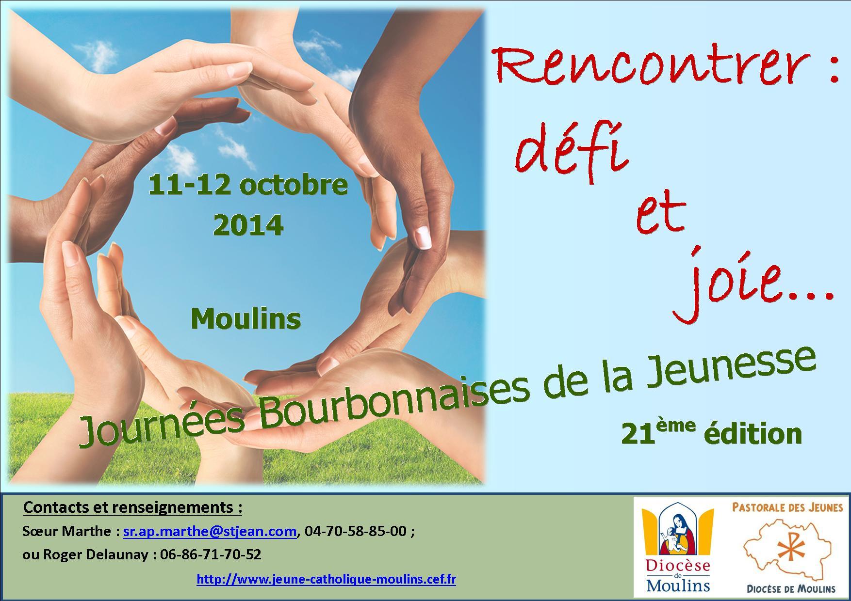 """JBJ : """"Rencontrer : défi et joie..."""""""