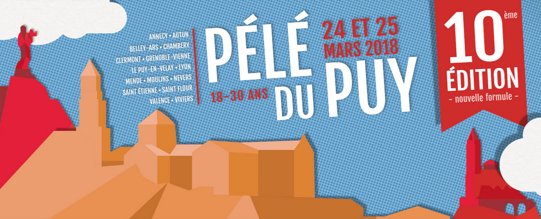 Pélé du Puy 24/25 mars