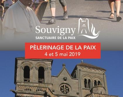 PELERINAGE DE SOUVIGNY – ROUTE DES JEUNES