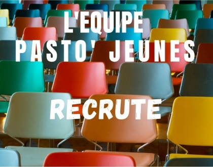 L'EQUIPE PASTO' JEUNES RECRUTE