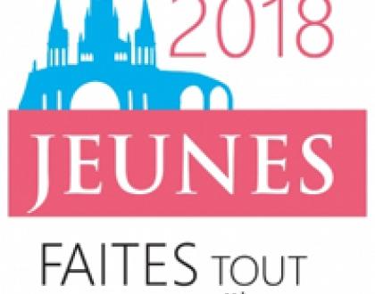 Le pèlerinage à Lourdes pour les collégiens