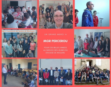 UN GRAND MERCI A MGR PERCEROU