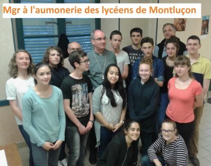 Aumônerie des Lycéens de Montluçon