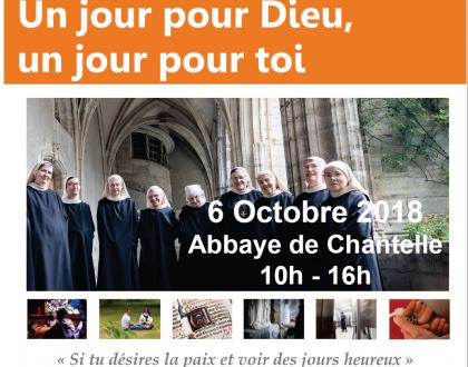 Découverte de la vie monastique à Chantelle  https://abbaye.benedictines-chantelle.com/